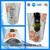 Hot new product clear plastic food packaging bag