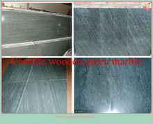 Chinese wooden green marble