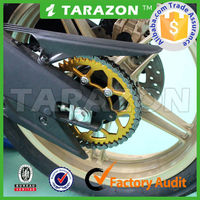 Tarazon brand single side self cleaning sprocket wheel for Yamaha R15