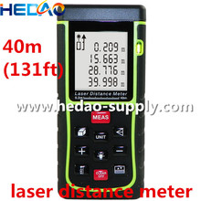 40m laser measuring device with high accuracy