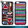 for iphone 6 custom sticker pc case, for iphone 6 cell phone accessory