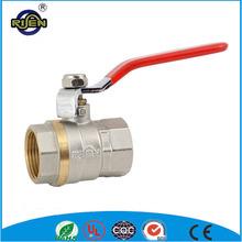 Factory direct sale Hi-Q long handle brass female thread water ball valve