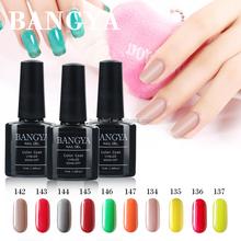 Guangzhou beauty salon organic gel nail polish free sample 10/15mluv gel gel nail polish