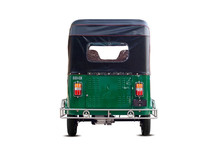 High Quality Electric Three Wheel Rickshaw Tricycle Taxi