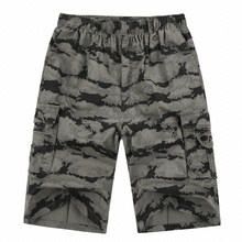 Man Casual Chino Direct dye High quality casual camouflage shorts