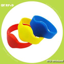 WRS65 EM4069 sillcion wristband gym/ activity( GYRFID )