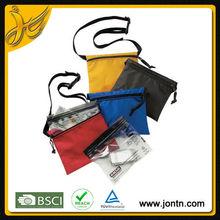 colorful fabric hanging storage bag