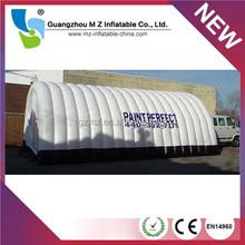 Tear strength 500*500D Inflatable Car Tent
