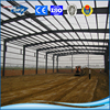 to Algeria prefab light steel truss frame warehouse building steel fabrication