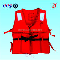 2015 New Factory produced solas approved waist life jacket