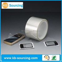 wholesale 24H Lasting Adhesive PET protection tape, stainless steel adhesive tape, protection film