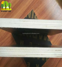 Phenolic Film Faced Plywood/Marine Shuttering Plywood For Concrete