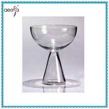 different types glass vase round glass bowl vase