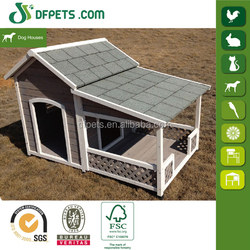 DFPETS DFD3018 Factory Large Wooden Dog House