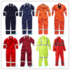 Fire Retardant Workwear,Flame Resistant Cotton Coverall,Safety Work Wear