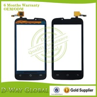 original new mobile phone repair accessories touchscreen spare parts for fly iq 4407 iq4407 digitizer