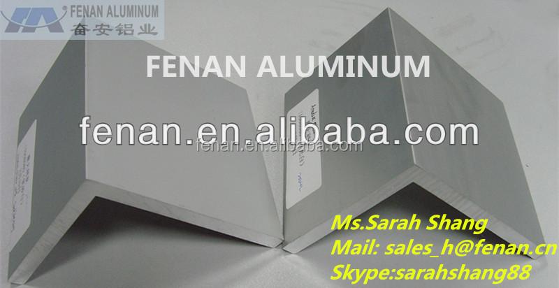 Aluminium Angle Metal