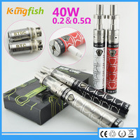 New big vapor ecig 3ml capacity electronic cigarette oval price with factory price