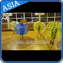 Advance Germany machines PVC/TPU bubble ball suit,inflatable knocker ball for sports