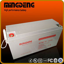 MINGDENG 150am 12 volts solar panel 380v battery