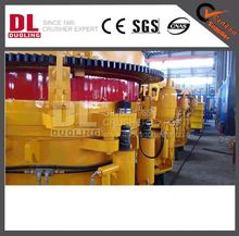 DUOLING-Trade Assurance HP SERIES Cone Crusher Operations With Best Quality
