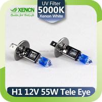 China car auto H1 12V 55W 5000K Xenon Teleeye light auto accessories