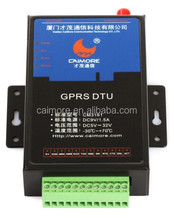rs232 rs485 modem serial gsm gprs modem for Turbine gas metering (volume and energy remote metering)