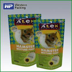 Wholesale plastic dog food packaging bag