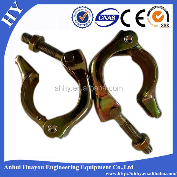 Formwork Scaffolding Accessories Swivel Fixed Japan Clamp