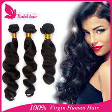 Hot Sale 6A Grade High Quality Cheap Wholesale Burmese Loose Wave Hair Weave