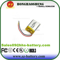 Factory price rechargeable li polymer batteries 3.7v 200mah battery for rc toys