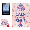 Fast delivery flip leather for ipad 4 case with great price