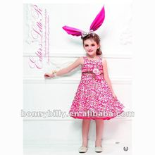 good price 2012 birthday dress for children