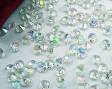 High Quality More Colors and Sizes Crystal Diamond Confetti / Acrylic Diamond Confetti
