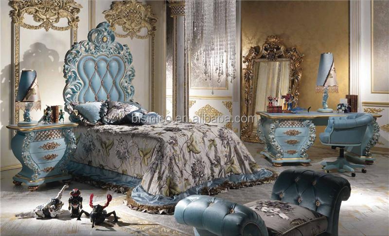 european royal bedroom furniture italy style children bedroom set