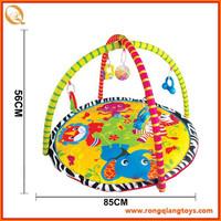 Hot sale plush baby folding play mat FN7519812-2