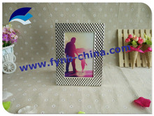 aluminum window frame parts, love photo frame, metal frame