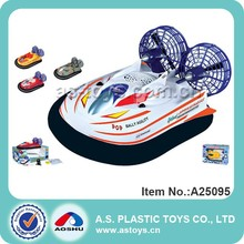 3 Chanel rc hovercraft boat toy for sale