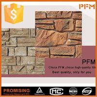 Fashional wall decoration natural stone pieces