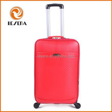 Red Perfect Work EVA Travel Trolley Luggage For Women