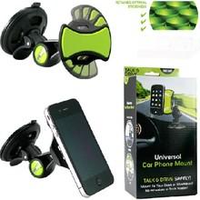 GripGo universal car phone mount 360 Degree Rotation Anti-Skidding As Seen On TV Cell Phone Holder