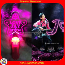 Chile Carnival & Festival Party/ Club/Event plastic led flashing whistle
