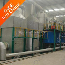 Automatic Industrial construction asphalt waterproof membrane rooling forming machinery