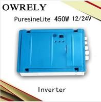 puresinelite 450w 12/24v solar panel of solar suntech inverter