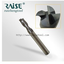 2/4 Flutes hrc45 solid tungsten solid carbide cutting tools end mil