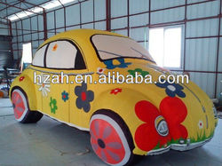 Beauty Inflatable Car Model