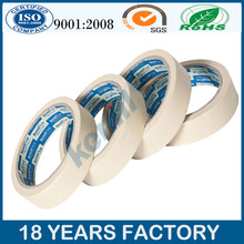 High quality Car masking tape with different temperature resistance