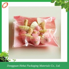 Manufacturer custom cookie packaging exquisite plastic pouch