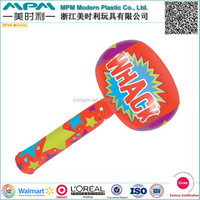 ICTI Factory Audit PVC inflatable hammer for kids