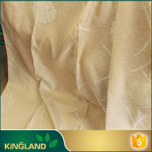 Home Textile Supplier High-grade Popular Living room jacquard curtain fabric for hotel